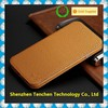 2015 new genuine leather flip phone case for iphone 6/6 plus