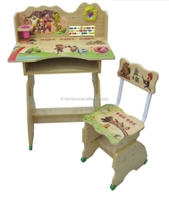 the lovely and delicate kid school furniture