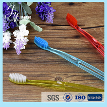 2015 new product hotel bathroom child toothbrush disposable biodegradable toothbrush
