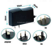 12W AC DC Adapter & Power Supply AC 100-240V 50/60Hz DC 5V2000mA / 12V1000mA Mobile phone Charger