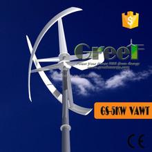 BEST QUALITY! 5000 watt dc motor wind turbine generator price, china dc motor wind turbine for sale
