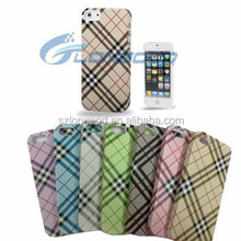 Personalized gift sublimation plastic cover mobile phone case for Iphone5