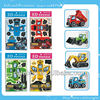 Engineer Truck -3D educational promotional puzzle