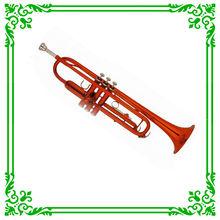 Red/Black/Blue/Purple Trumpet