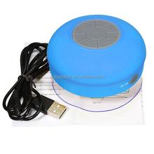 Waterproof portable bluetooth bike speaker , Wireless Stereo outdoor speakers sound box loudspeakers