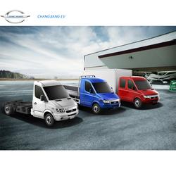 Electric mini truck made in China, 2 seats, better choice than Mitsubishi van & Toyota light pickup truck
