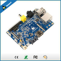 Banana pi 1G RAM dual core better than respberry pi case support hdmi and 2.5T SATA