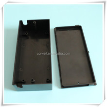 High quality customized ABS power supply plastic enclosure