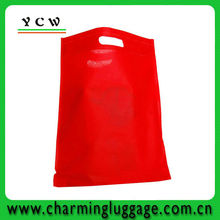 shopping bags wholesale D cut simple bag