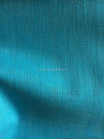 linen cotton woven fabric used for shirt garment