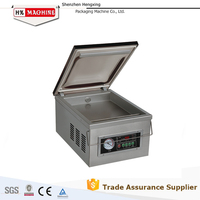 DZ Series high quality dz-260 semi automatic beef oxtail vacuum packaging machine