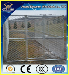 Chain Link Dog Kennel, Used Dog Kennel Hot Sale