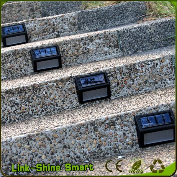 2016 Новый Продукт украшения сада солнечный свет СИД Солнечный Свет Стены/Белый Желтый Зеленый Красный Цвета Солнечного Сада
