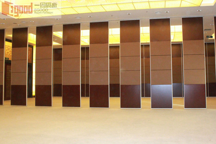 Foshan movable partition wall sliding folding wall for art for Sliding folding partitions movable walls