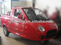 EEC 3 wheel electric pickup