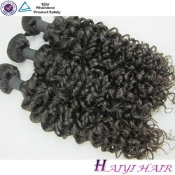 Brazilian Hair Extension Straight Body Wave Curly virgin remy indian human hair weave