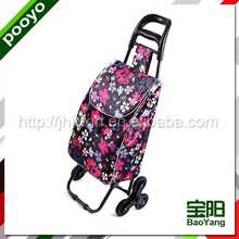 foldable shopping trolley cute plastic shopping baskets