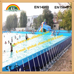 pvc inflatable swimming pool for your family great cool