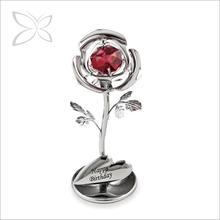 Swarovski Crystals Rose Wedding Return Gift