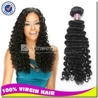 2014 alibaba china best selling wholesaler brazilian big curl hair