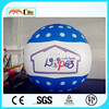 CILE latest inflatable custom color printing balloon model
