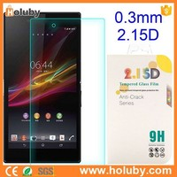 0.3mm 9H Explosion-proof Tempered Glass Film Screen Protector for Sony Xperia Z1 L39h, Tempered Glass Film Screen Protector