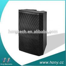 studio dual 12 inch subwoofer 1000 W PA speaker box concert speaker