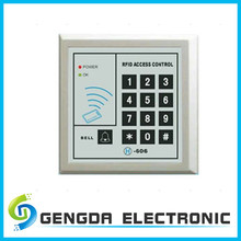 intelligent access control electronic password keeper with id card