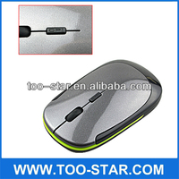 New 2.4G Wireless Mouse With Mini Receiver with Cheap price