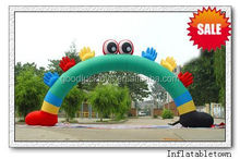 Shipping Inflatable arch products Wholesale sales CE UL Inflatable holiday frog Events adornment