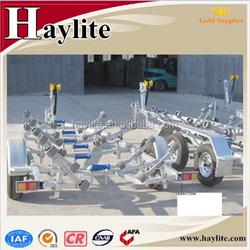 galvanized heavy duty manual winch boat trailer parts