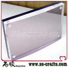 Different Sizes Picture Frames Transparent Tabletop Acrylic Photo Frame Pictures Frame Wholesale