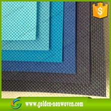 [Non woven Factory] Pantone color purple polypropylene nonwoven fabric/Non-woven spun bond TNT 40GSM/pp spunbond nonwoven
