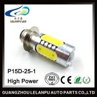 P15D-25-1 High Power Motorcycle Led Fog Light 12V Led Light Super Bright Bulb