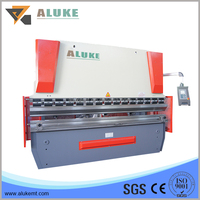 CNC Hydraulic iron bending machine ,DELEM cnc matel bending machine