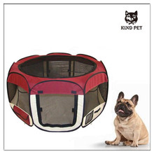 Pet Exercise Kennel Crate yard with cover