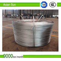 EC Grade High Purity Aluminium Wire Rod for Cable with Hot Sale in China