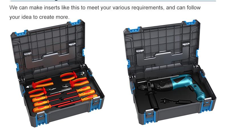 Vac a la caja de herramientas carro caja de herramientas - Caja herramientas vacia ...