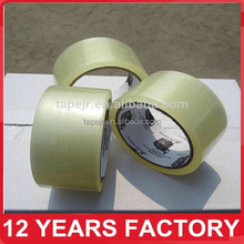 china alibaba supplier factory transparent/super clear/brown bopp packing tape, cheap bopp packing tape, china bopp packing tape