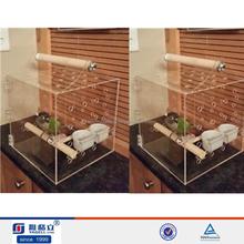 acrylic bird cage, acrylic pet cage, acrylic pet house