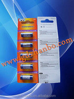 Good quality with 57MAH 12v alkaline battery l1028 23a