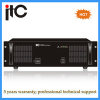Professional one channel power extreme background music amplifier