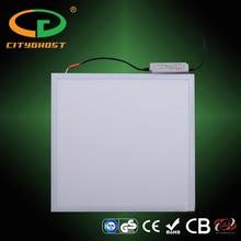 3000K-6000K CCT For Option Green Led Lighting Lamp Silver Frame 3240LM 36W Light LED Panel 600x600