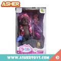 2015 nueva divertido negro muñecos venta