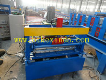 automatic machinery for roof wall panels Steel Profile Trapezoidal Roof Plate Metal Cold Roll Forming Machine Roll Former