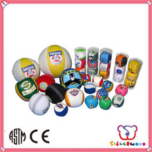 ICTI promotional branded wholesale football tennis juggling ball