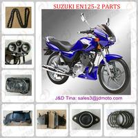 motorcycle SUZUKI EN 125 engine parts wholesale