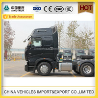 direct selling new Sinotruk howo a7 3 axle 10 Wheels Tractor Head truck
