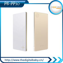 factory wholesale high quality mobile power bank 10000mah for all smartphone