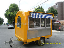 2015 food folding motorcycle trailer for sale